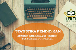 Materi Lengkap Statistika Pendidikan (PGMI IAIN Metro)