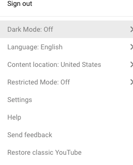 """Simple Steps On How To Activate YouTube's New """"Dark Mode"""" And Material Design"""