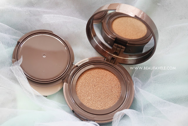 Pixy Make it Glow Dewy Cushion review
