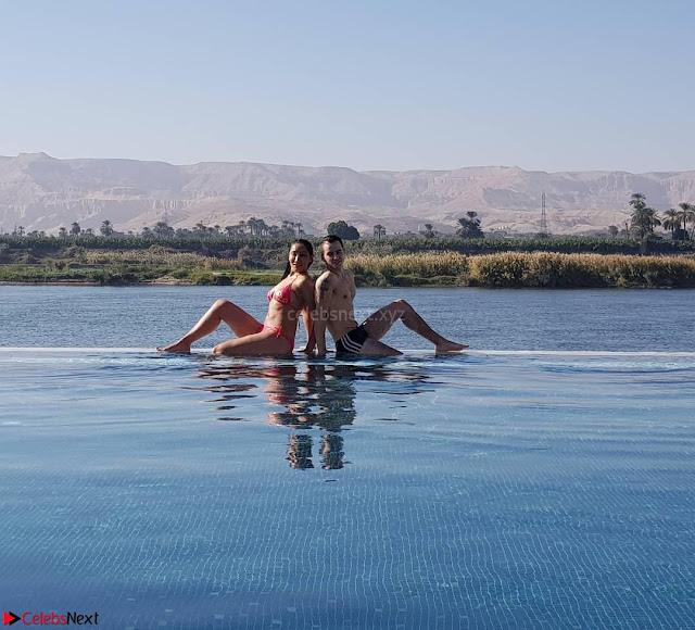 Sofia Hayat Celetes New Year 2018 in Bikini in a romantic vacation  Exclusive Gallery 005.jpg
