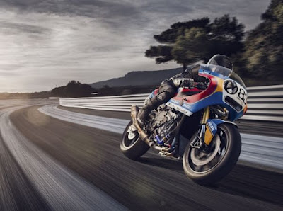 "BMW S1000 RR ""Endurance"" by PRAËM"