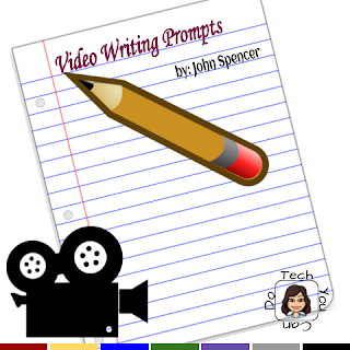 Video Writing Prompts by John Spencer