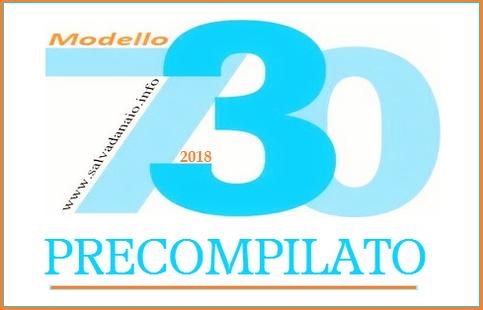 Modello 730 precompilato 2018 inps da scaricare for Agenzia delle entrate 730 precompilato accesso