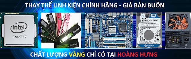linh kiện máy tính chính hãng, giá rẻ
