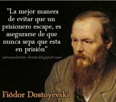 frases de Fiódor Dostoyevski