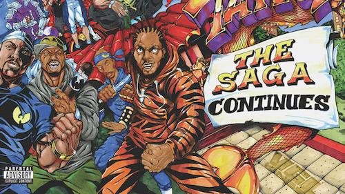 Wu-Tang Clan - The Saga Continues. 36 Chambers / Entertainment One