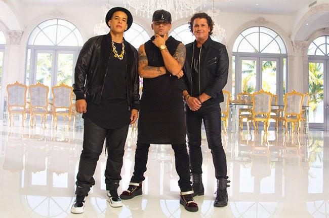 Nota de Amor, Carlos Vives, Daddy Yankee, Wisin, video