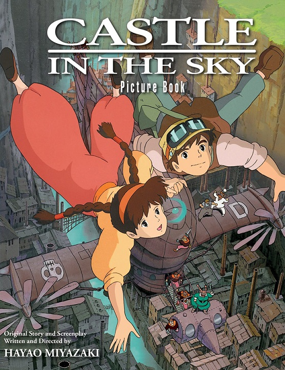 Collecting Toyz Viz Media Announces New Studio Ghibli Full Color