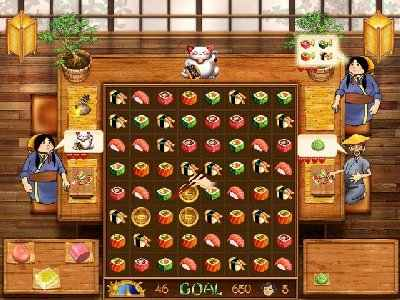 Asami's Sushi Shop wallpapers, screenshots, images, photos, cover, posters