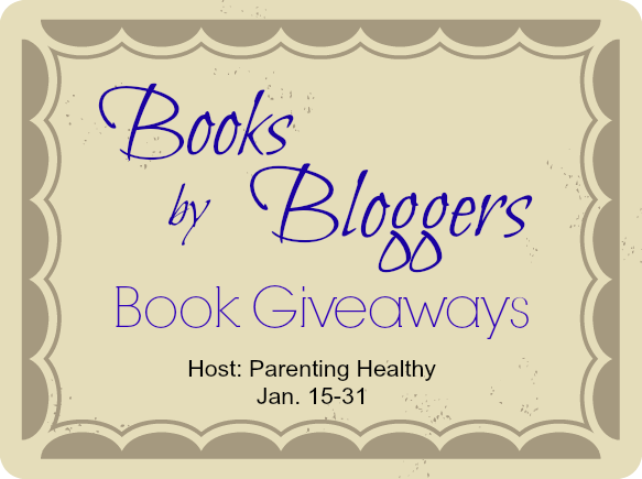 Books by Bloggers Giveaways. Ends 1/31.
