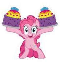 My Little Pony Pinkie Pie Fidget Spinner Fidget Its