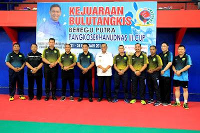 Pemko Medan Giat Jaring Atlet Muda