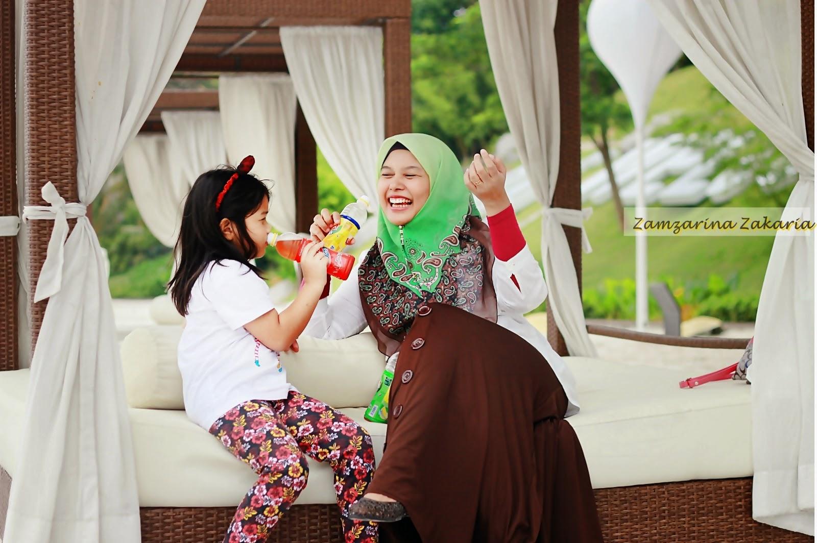 Damia Aleesya Damia Ayyunie RF Tanjung Puteri Persis Bali