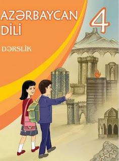Azərbaycan dili - 4 Sinif Dərslik