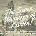 The Seven Wonders of Leuven!