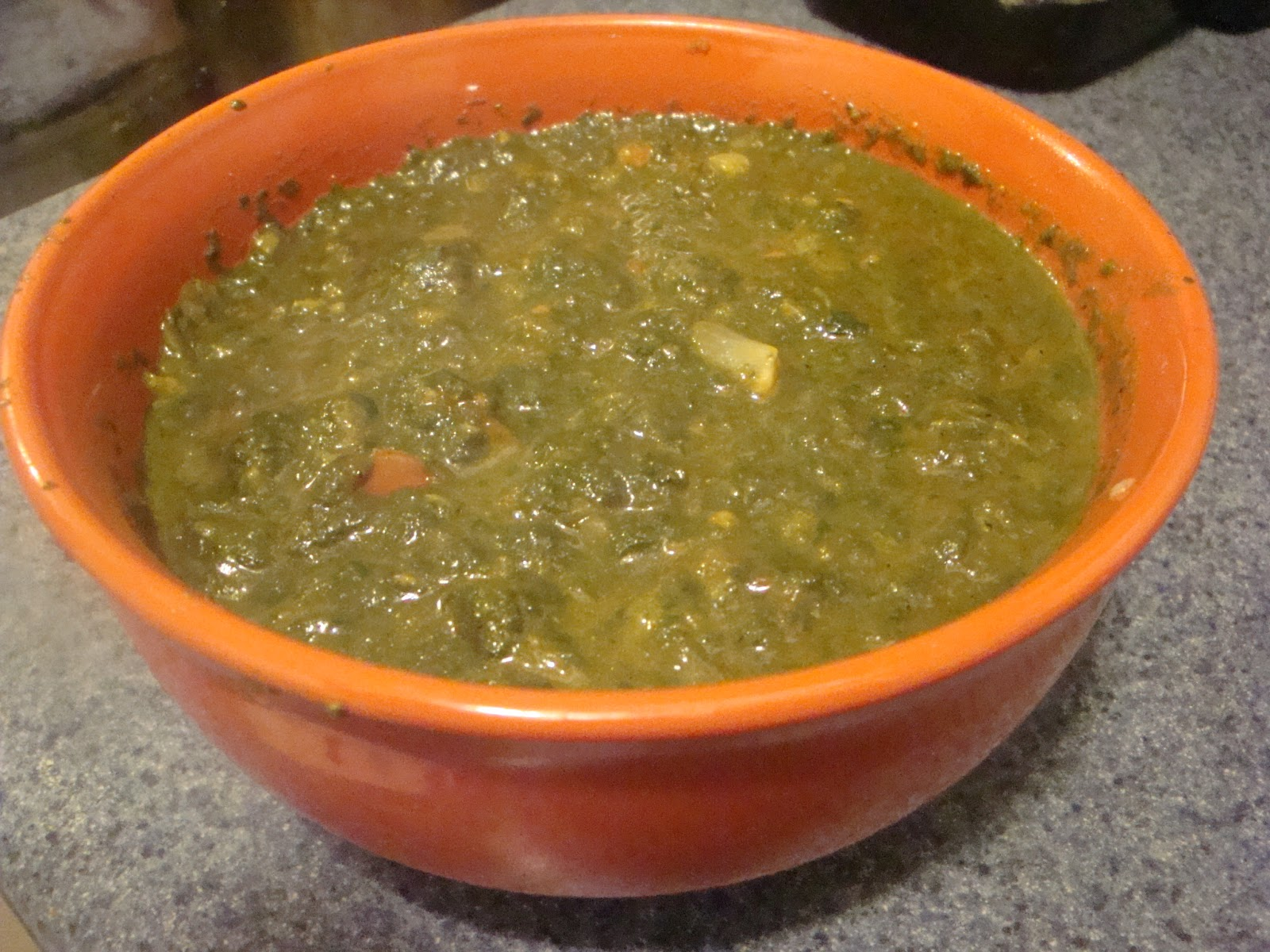 Weight-loss Surgery Friendly Indian-Style Creamed Spinach