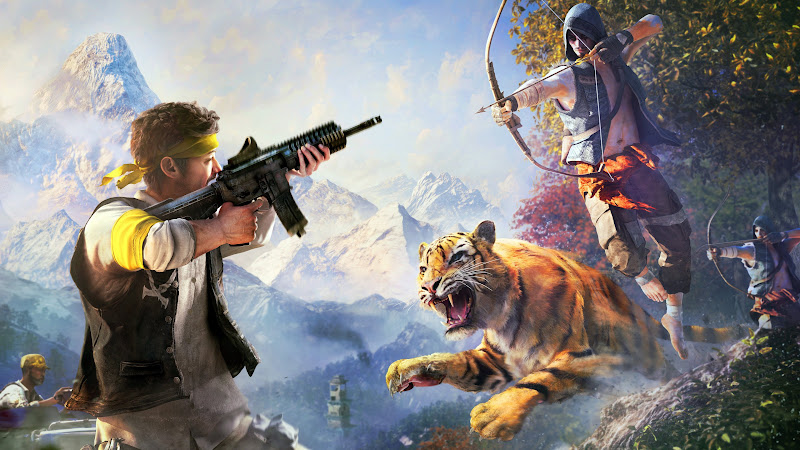 Video Game: Far Cry 4 HD