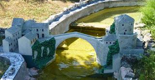 Italia en Miniatura, Mostar.