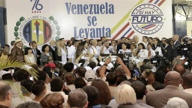 @hramosallup: Los 23 candidatos son de lujo, y representan lo mejor de Venezuela para ganar el #15Oct