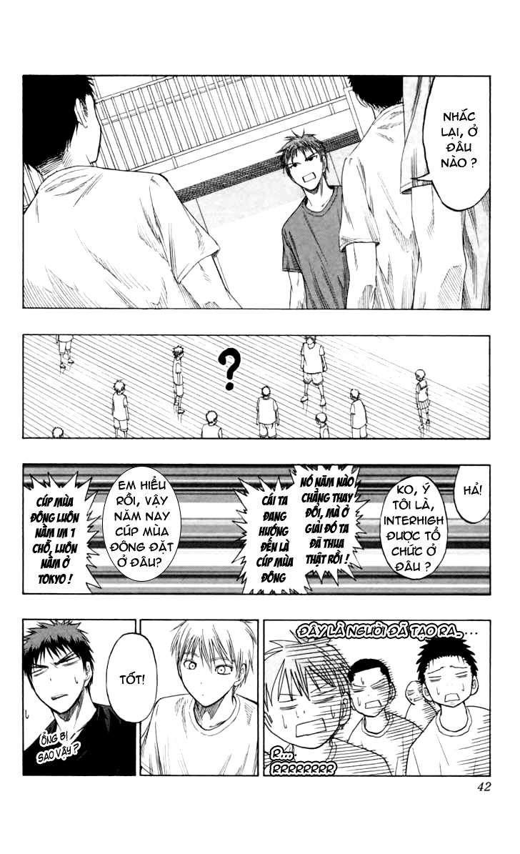 Kuroko No Basket chap 054 trang 16