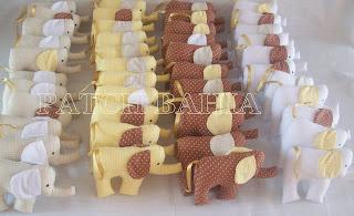 Sachês Elefantinhos