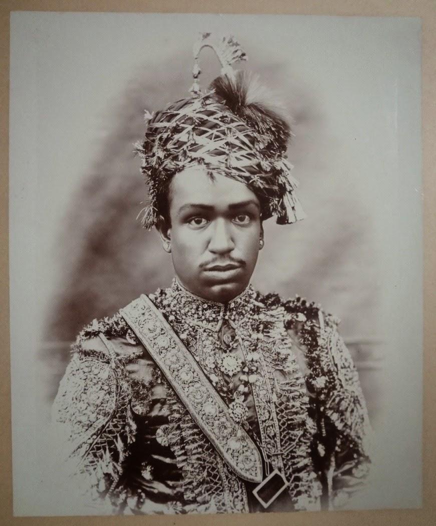 Portrait of Thakur of Bissau - Date Unknown