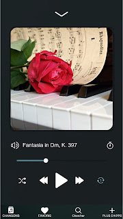 Wolfgang Amadeus Mozart: Musique Classique Mozart%2BMusic%2BiPhone%2BScreenshot%2B2