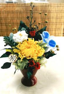 プリザーブドフラワー供養花/デンファレ