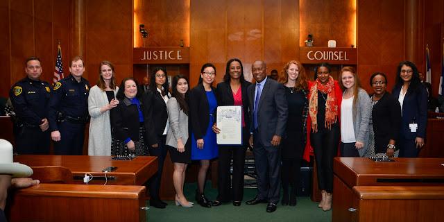 Houston Police Community Blog: January is Human Trafficking