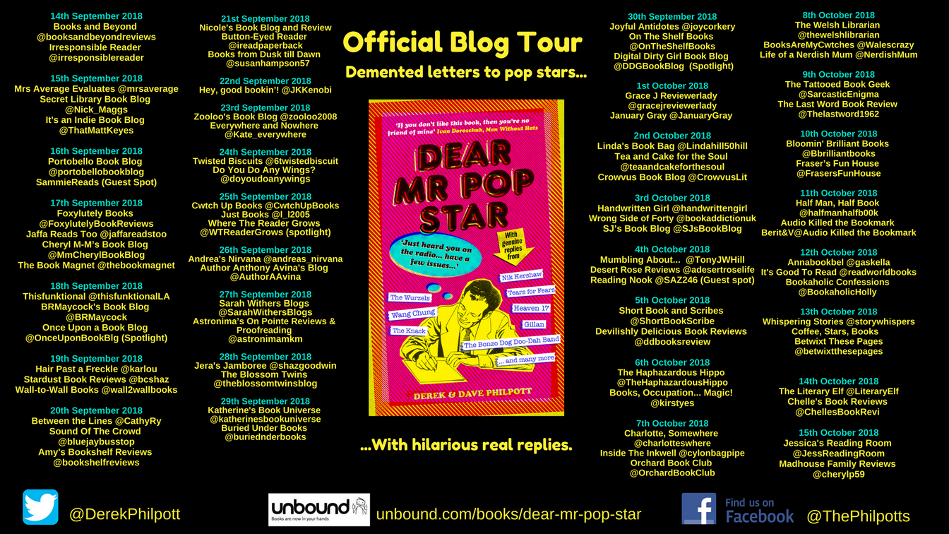 book review dear mr popstar the blossom twins