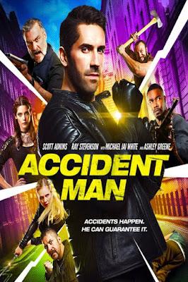 Accident Man [2017] [NTSC/DVDR] Ingles, Subtitulos Español Latino