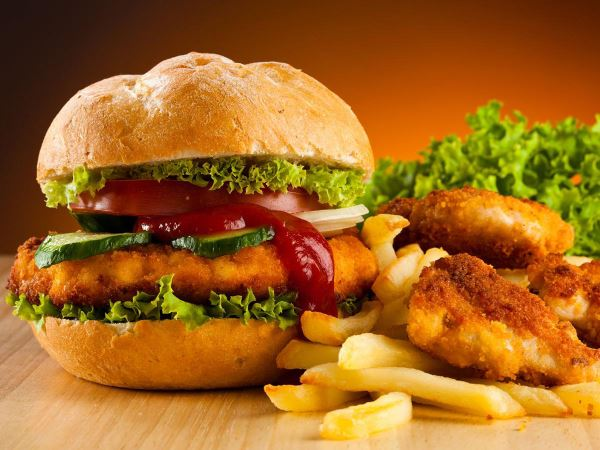 Komposisi makanan masih kurang gizi
