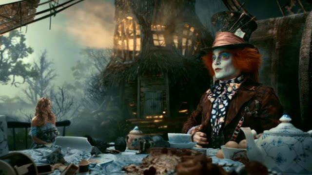 Η Αλίκη στη Χώρα των Θαυμάτων (2010)