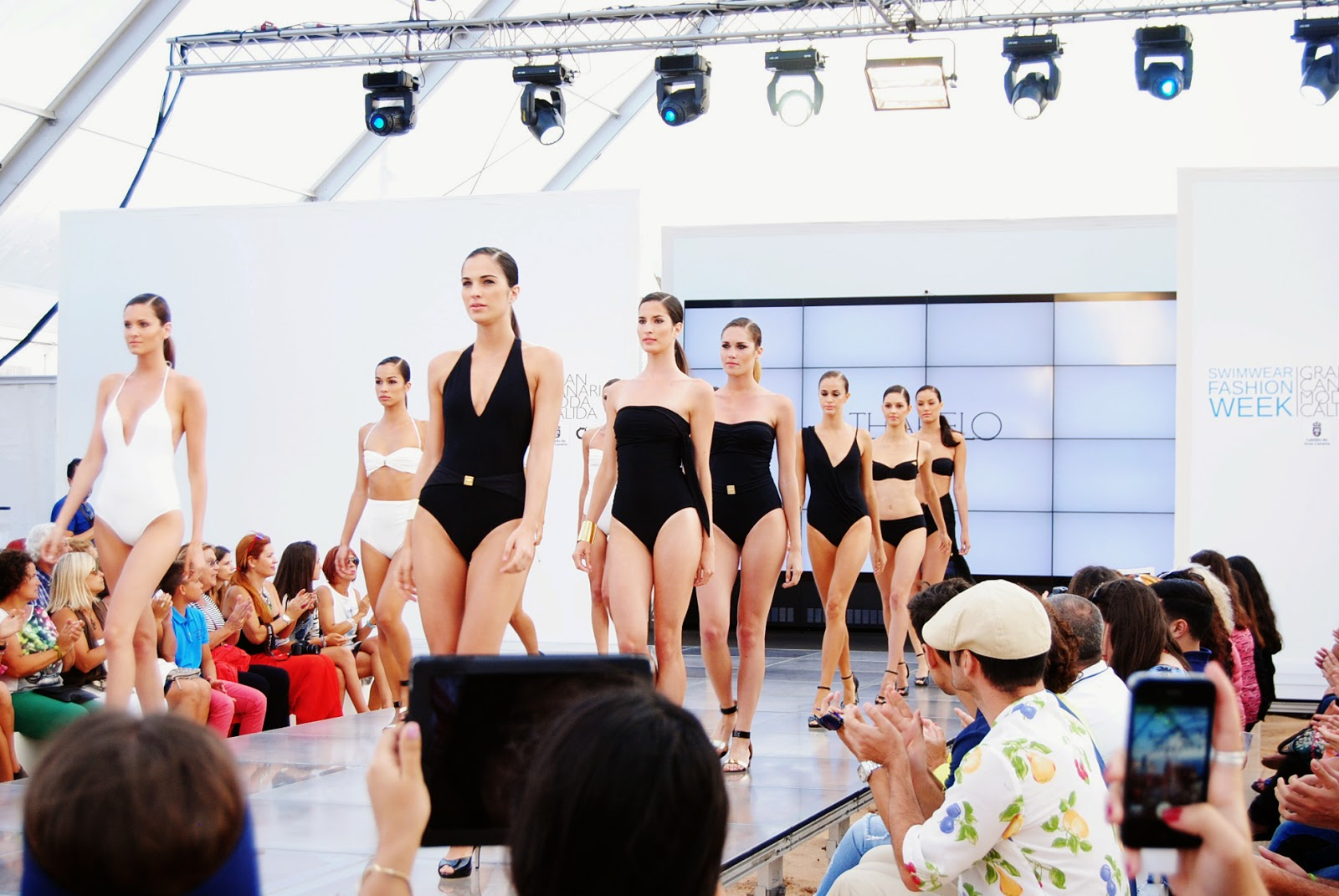 moda calida, gran canaria fashion week, gcmc, gcmodacalica2014, thapelo paris, swimwear,