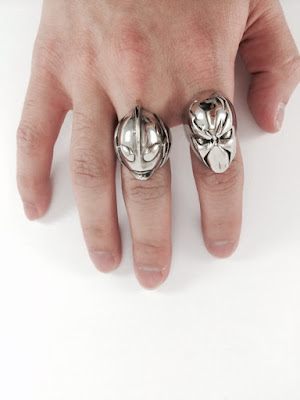 Ultra Man Ring