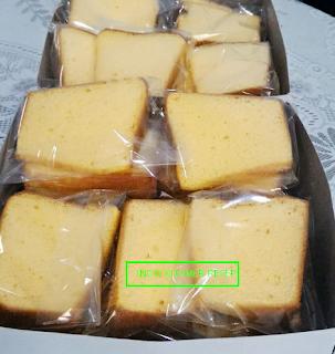 Resep Cara Membuat Sifon Cake Orange