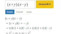 Siti per risolvere esercizi di matematica e algebra con passaggi e calcoli