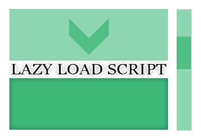 lazy loading for blogger 2018