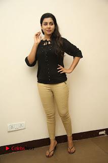 Actress Satna us Pictures at Bichchagadu Success Meet  0169
