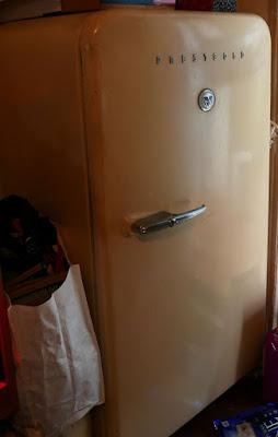 Prestcold refrigerator