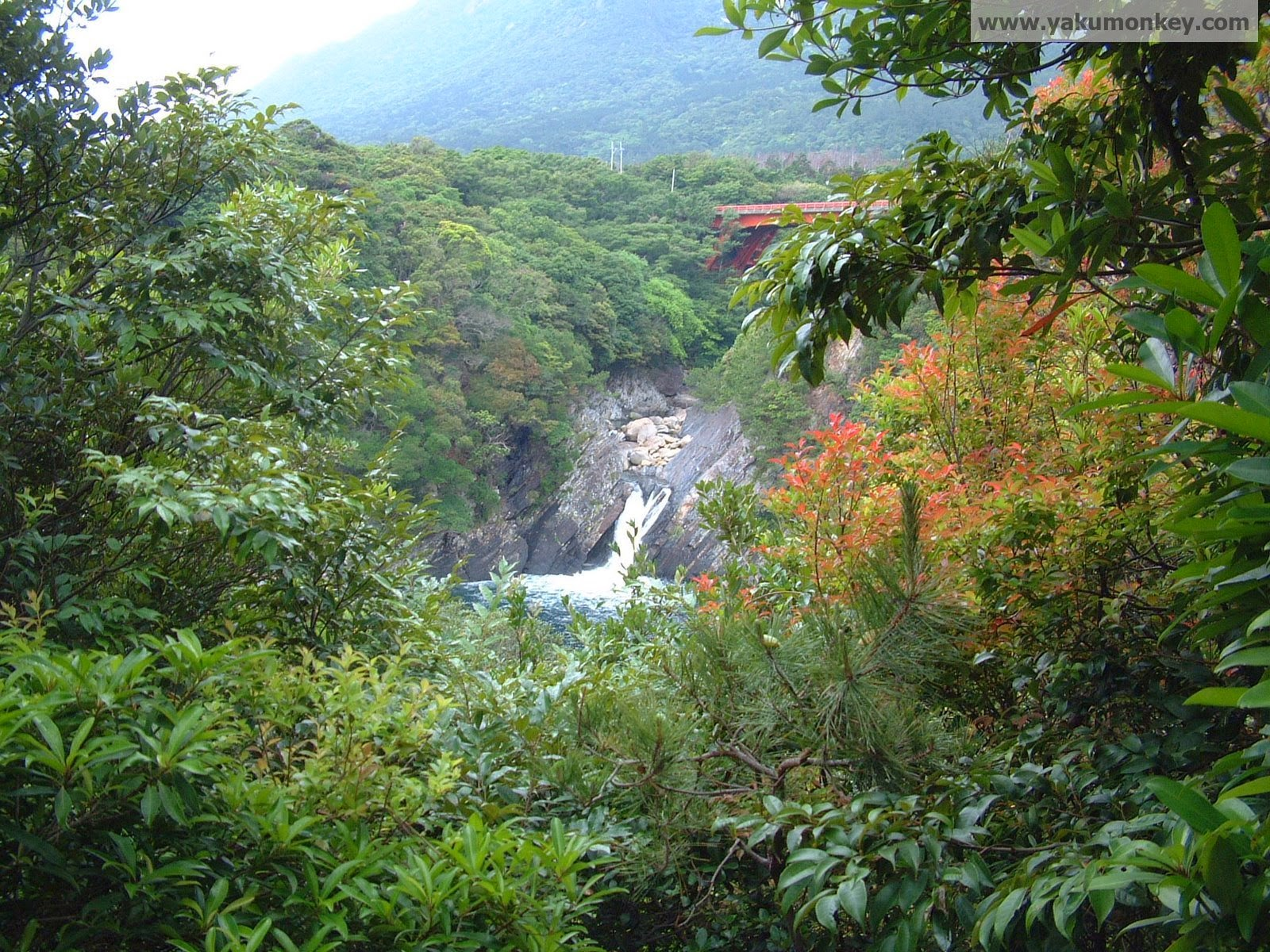 Toroki-no-taki Waterfall
