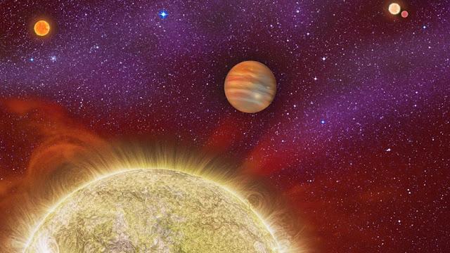Científicos estudiarán los cristales escondidos en los exoplanetas en su esfuerzo por encontrar vida