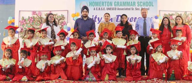 Harmarton Grammar School's Convocation of Infants