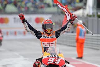 MOTO GP - Marc Márquez vuelve a asumir el liderato del Mundial tras vencer en San Marino