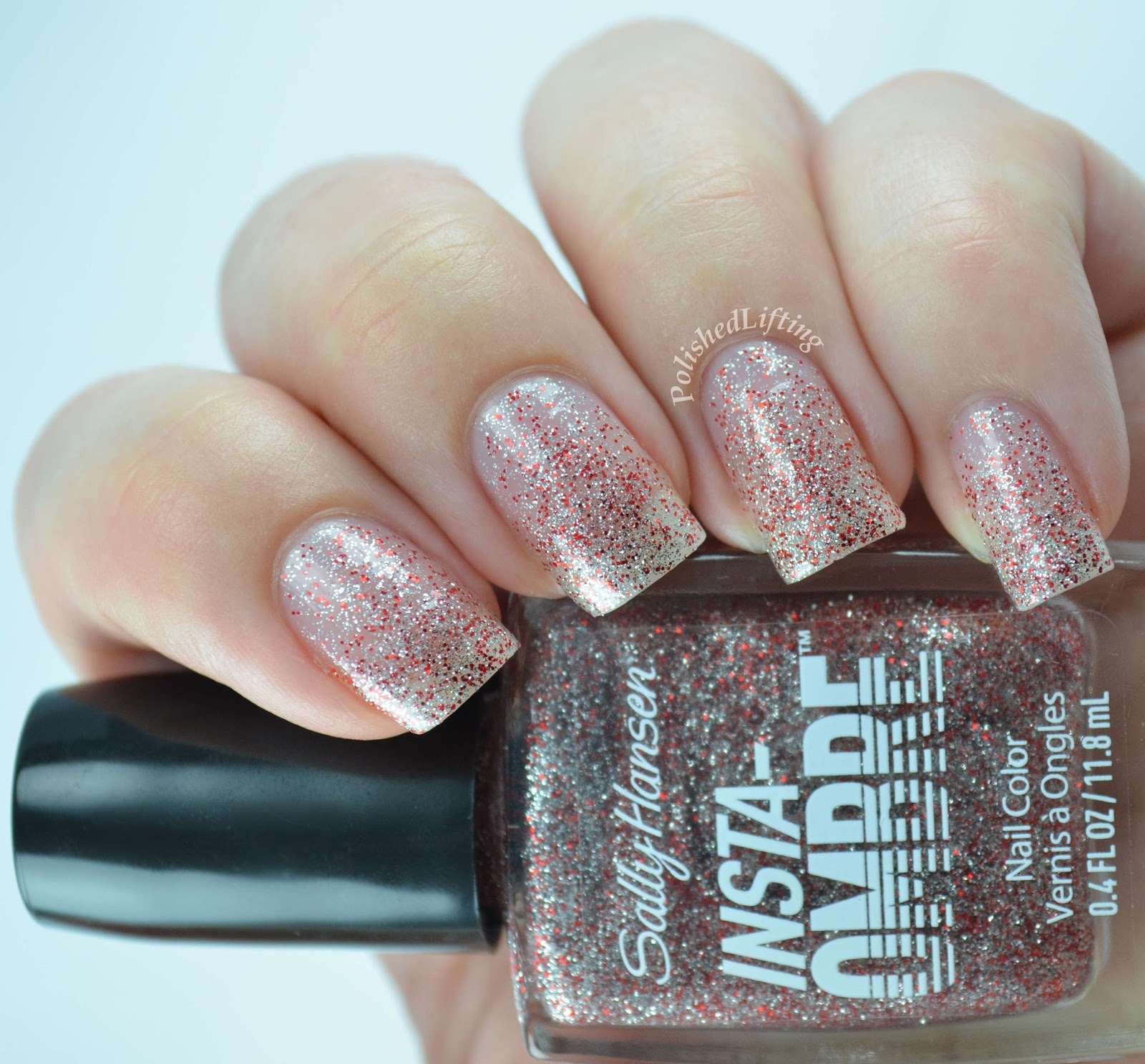 Polished Lifting: Sally Hansen Insta-Ombre Review