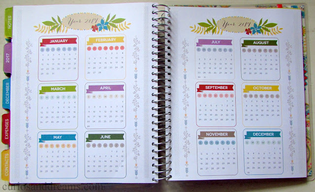 Nirmala Franklin Planner review, Nirmala Franklin Planner