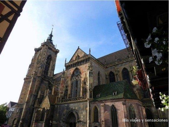 Colegiata de Saint Martín, Colmar