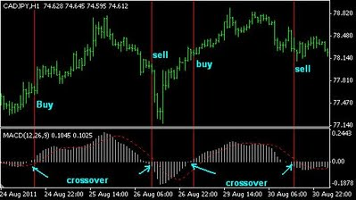Forex crossover