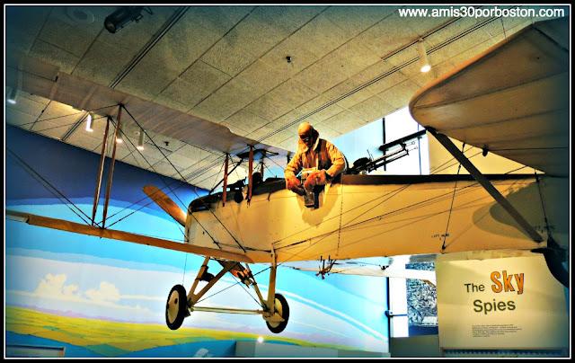 Museo Nacional del Aire y el Espacio de Estados Unidos: The Sky Spies