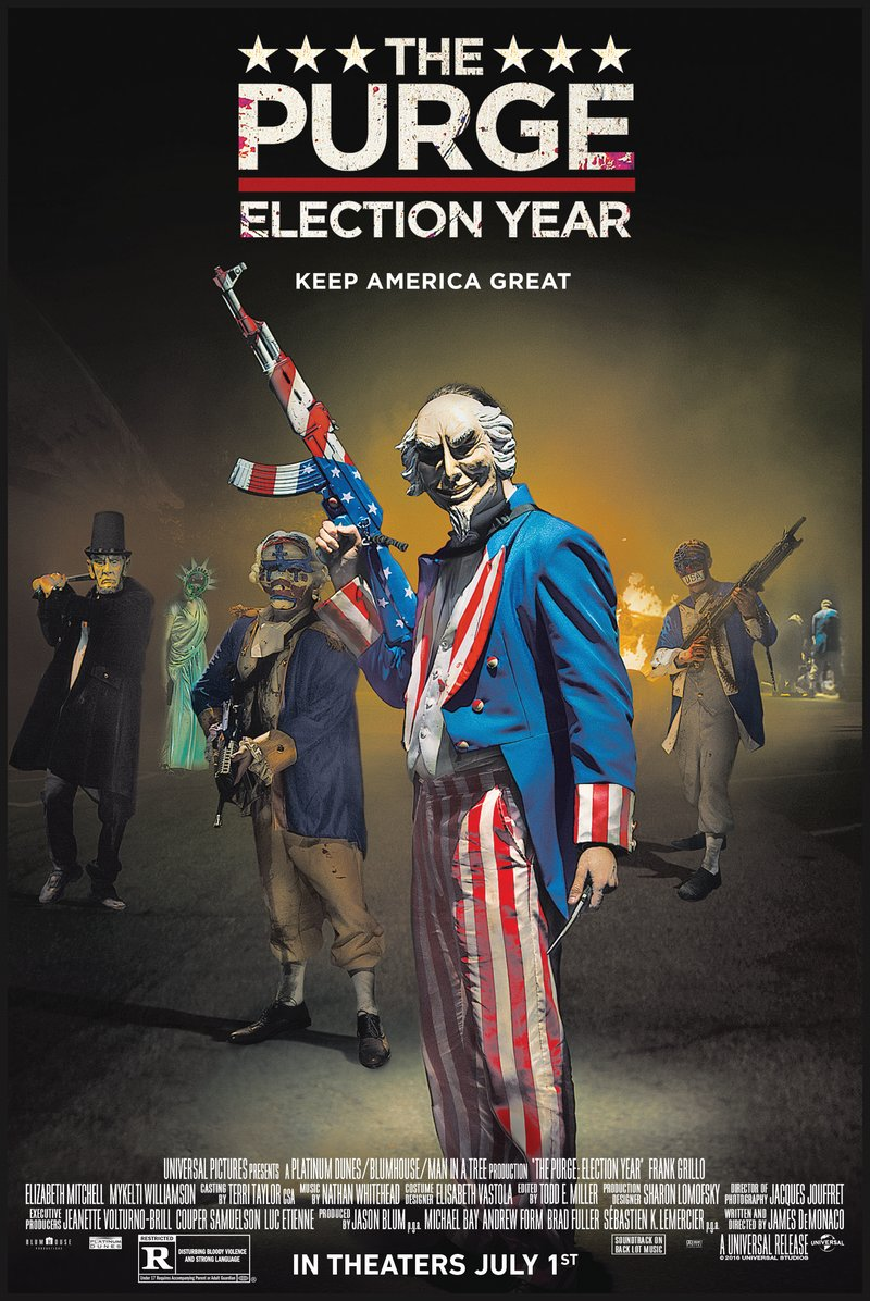 the purge: election year besetzung